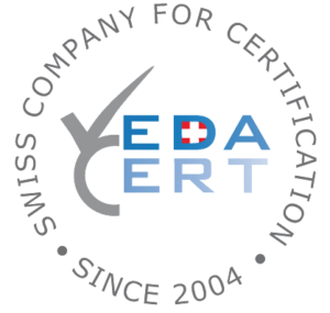 VedaCert Logo QM Zertifikat